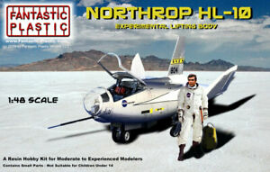 Northrop HL-10 Lifting Body - 1:48 Scale Resin Model Kit