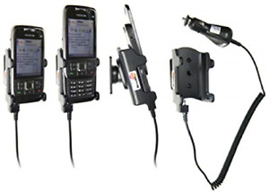 Brodit In-car Holder For Nokia E66 With Ciggarette Charger