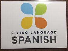 Living Language - Learn Spanish in one year online course
