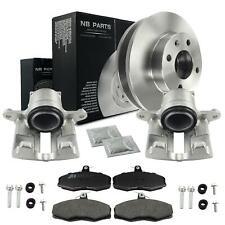 Front Brake Pads Skoda Felicia 1.3 LXI Estate 6U5 95-98 Petrol 68 137.7x50.1mm