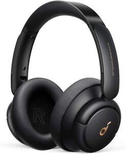 Anker Soundcore Life Q30 Bluetooth Kopfhörer Kabellose Kopfhörer Schwarz A3028