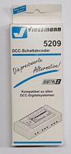5209 VIESSMANN Digital Decoder To Switch On/Off Continuous Current.