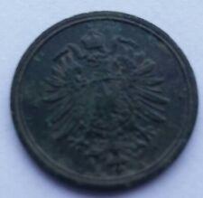 Kaiserreich  Germany - Empire 1 Pfennig KM# 1 1888 A