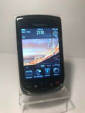BlackBerry Torch 9800 - Black Silver (Unlocked) Smartphone Mobile QWERTY Keypad
