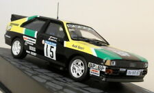 Altaya 1/43 Scale Audi Quattro Tour De Corse Rally 1981 Diecast Model Car