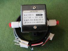 McMillan Co.100 Flo-Sen Gas Microturbine Flo-Sensor