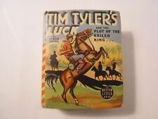 Big Little Book #1479, Tim Tyler's Luck and the Plot of the Exiled King