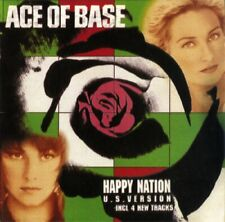 [Music CD] Ace Of Base - Happy Nation (U. S. Version)