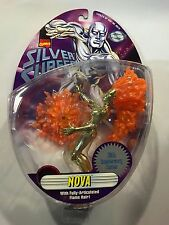 Marvel Comics The Silver Surfer Nova 30th Ann. action figure 1997 Toy Biz NEW