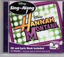 (ES619) Disney's Karaoke Series: Hannah Montana - 2007 CD