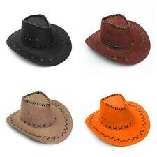 2017 Beechfield Chapeau de paille Cowboy rétro occidental costume déguisement