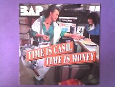 """Bap - Time Is Cash, Time Is Money (7"""" single) p/sleeve j/box German issue 147153"""