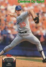 483  JIM GOTT  LOS ANGELES DODGERS TOPPS BASEBALL CARD STADIUM CLUB 1992