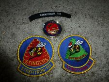 VFA-113 Stingers STRKFITRON Patches Challenge Coin F/A-18E Super Hornet US Navy