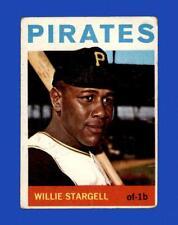 1964 Topps Set Break #342 - Willie Stargell LOW GRADE (crease) *GMCARDS*