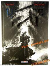 Tirage BD ULYSSE 1781 noir & blanc tome 1 Le CYCLOPE Dorison / Herenguel 500ex.