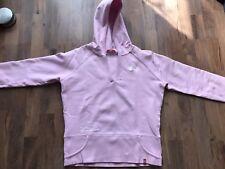 edc by Esprit Kapuzen-Pullover Sweat für Damen in Rosa Pink Größe XL (wie M)-TOP