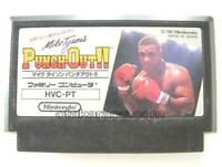 Mike Tyson`s PUNCH-OUT Nintendo Famicom cartridge only used