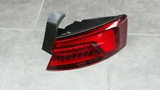 Audi A5 S5 RS5 F5 LED Taillight Right Outside 3.154 Km 8W6945092 J