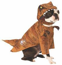 Tyrannosaurus Rex T-Rex Jurassic World Fancy Dress Halloween Dog Pet Costume