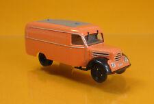 Busch 51800 IFA Robur Garant K30 Kastenwagen orange DDR Scale 1 87 NEU OVP