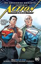 Action Comics Superman American Comics & Graphic Novels