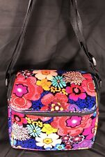 New Vera Bradley Floral Fiesta Stay Cooler Lunch Tote/Box or SLR Camera Case