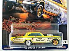 NHRA Car Culture DRAG STRIP DEMONS '65 Dodge Coronet 426 HEMI Gasser AF/X