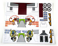 CUSTOM STICKERS for LEGO 7676 Republic attack gunship , Models, Toys,Etc