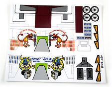 CUSTOM STICKERS for LEGO 7676 Republic attack gunship , Models, Toys,Etc