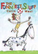Las cosas más divertida, Colin West | libro de tapa dura | 9781785893391 | Nuevo