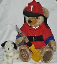 "HERMANN Coburg 22480-6 ""Fireman with dog"", American Edition, neu"