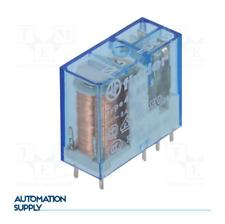 Finder 40.52 Printrelais 230V AC 8A 2x Wechsler Umschalter 40528230 5,0mm