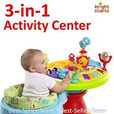 Bright Starts Around We Go 3-in-1 Activity Station Zippity Zoo Activity Center