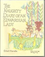 Naughty Diary of an Edwardian Lady HC by Ethel Hordle