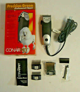 Conair Pet Precision-Groom Professional Clipper Set PGR 55 Dog Grooming Complete
