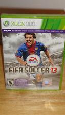 FIFA Soccer 13 (Microsoft Xbox 360, 2012) Brand NEW & Sealed!