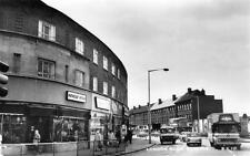 London Road Barking unused deckle edge RP old pc Cranley Commercial