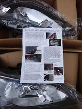 04-05 HONDA CIVIC 2/4 DR BLACK CRYSTAL HEADLIGHTS LAMP - NEW & BOXED