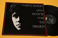 MARC BOLAN T REX LP YOU SCARE ME TO DEATH ORIG ITALY 1982 EX+ TOP AUDIOFILI