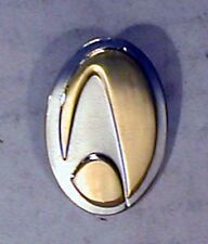 "Star Trek Delta Shield Logo Cloisonné Pin 1 ½"" (STPITRKDS1)"