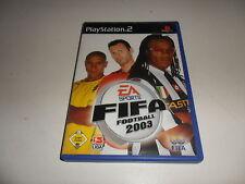 PlayStation 2  PS 2  FIFA Football 2003 (8)