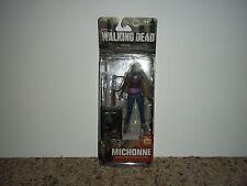 2014 McFARLANE TOYS-- AMC TV SERIES-- THE WALKING DEAD MICHONNE FIGURE (NEW)