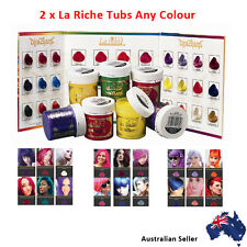 La Riche Directions Semi Permanent Hair Color Dye - 2 x Choose Any Colours AUS