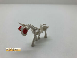 Lego 1Stk Skeleton Horse White Castle Kingdoms 7079 7090 7092