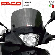 FACO CUPOLINO PARABREZZA BASSO FUME' SCURO RACING HONDA SH 125/150 2009 - 2012