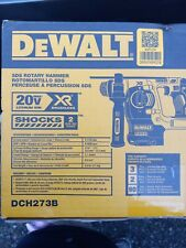 Dewalt Dch273b 20v 1 Xr Brushless Cordless Sds Plus L Shape Rotary Hammer To