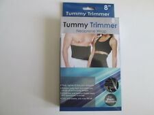 Adjustable Men Women Waist Tummy Tuck Trimmer Slimming Nylon Neoprene Wrap Belt