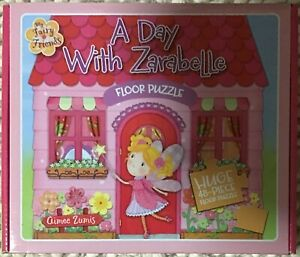 The Fairy Friends: A Day With Zarabelle Floor Puzzle 48 pieces