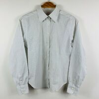 Brooks Brothers Womens Button Shirt Top Size 6 Classic White Stripe Long Sleeve